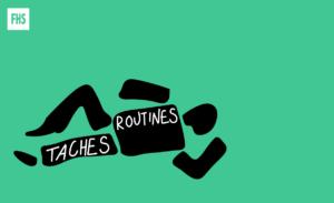 Cahiers du Facteur. Tâches Routinières